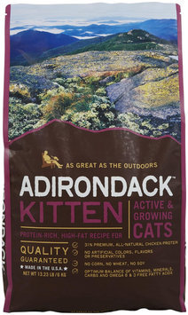 Adirondack Protein-Rich Recipe For Active & Growing Cats - Chicken