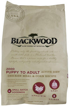 Blackwood 15 lbs. Small All Life Stages Adult Dog Food (BWFE2000 15)