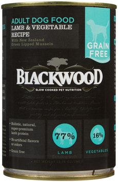 Blackwood Grain Free Chicken & Vegetable Adult Recipe Canned Dog Food