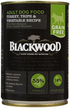 Blackwood Grain Free Lamb & Vegetable Adult Recipe Canned Dog Food