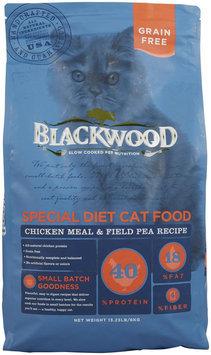 Blackwood Grain Free Cat Food - Chicken Meal & Field Pea