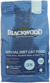 Blackwood Grain Free Cat Food - Duck Meal, Salmon Meal & Field Pea