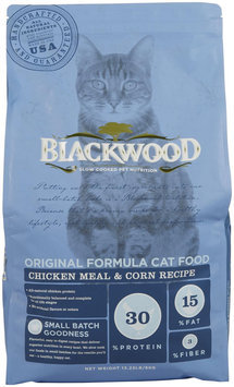 Blackwood Original Cat Food - Chicken Meal with Brown Rice