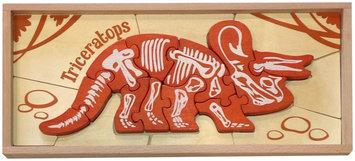 Begin Again Dinosaur Skeleton Puzzle-T-Rex