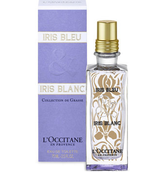 L'Occitane Iris Bleu & Iris Blanc Eau De Toilette