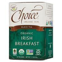 Choice Organic Teas Irish Breakfast Black Tea