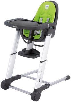 Inglesina Zuma Gray Highchair Lime Green For Baby