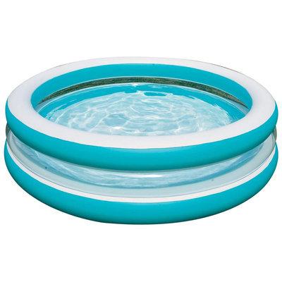 Intex 57489EP SwimCenter Rnd Pool Age6+ SeeThr