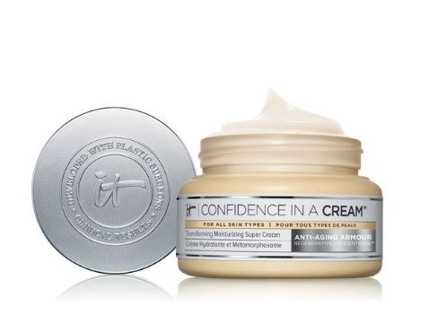 IT Cosmetics® Confidence in a Cream Moisturizer