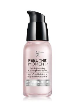 IT Cosmetics® Feel The Moment™ Skin-Rejuvenating Hydrating Primer Serum