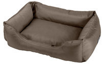 Stainmaster Comfy Couch Pet Bed Color: Olive, Size: Large - 36
