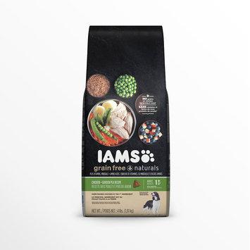 Iams™ Grain Free Naturals™ Adult Chicken + Garden Pea Recipe Dog Food