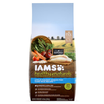Iams™ Sensitive Naturals™ Adult Ocean Fish + Rice Recipe Dog Food