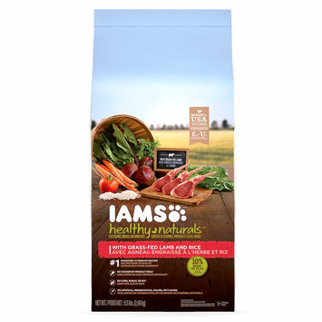 Iams™ Healthy Naturals™ Adult With Grass-fed Lamb + Rice Dog Food