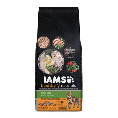 Iams™ Healthy Naturals Chicken Recipe Dry Cat Food