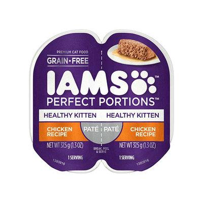 Iams™ Perfect Portions™ Healthy Kitten Paté - Chicken Cat Food