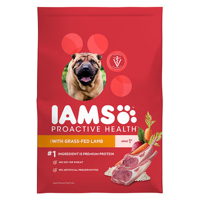 Iams™ Proactive Health™ Adult With Grass-fed Lamb Dog Food