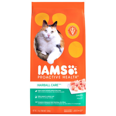 Iams™ Proactive Health™ Hairball Care™ Cat Food