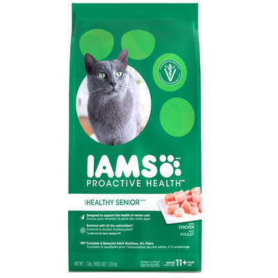 Iams™ Proactive Health™ Healthy Senior Cat Food