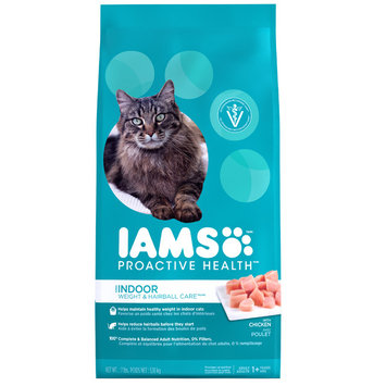 Iams™ Proactive Health™ Indoor Weight & Hairball Care Cat Food
