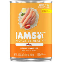 Iams™ Proactive Health™ Puppy With Chicken And Rice Pate Dog Food