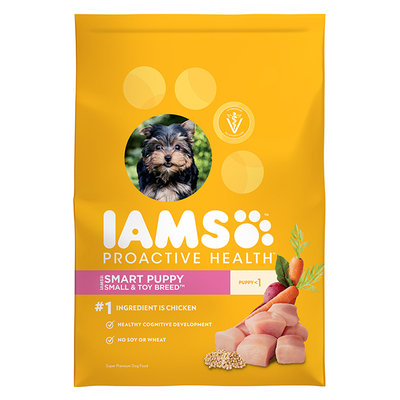 Iams™ Proactive Health™ Smart Puppy Small & Toy Breed Food