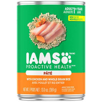 Iams™ Proactive Health™ with Chicken and Whole Grain Rice Pate Dog Food