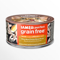 Iams™ Purrfect Grain free White Meat Chicken Breast Recipe Wet Cat Food