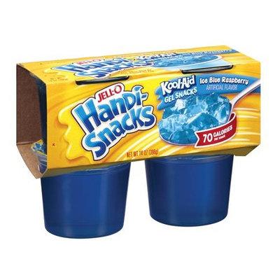 JELL-O Handi-Snacks Ice Blue Raspberry Kool-Aid Gel Snacks