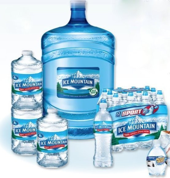 Ice Mountain® 100% Natural Spring Water Reviews 2019