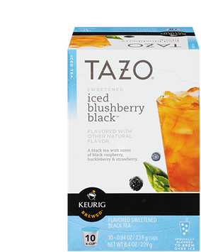 Tazo Iced Blushberry Black™ Tea K-Cup® Pods