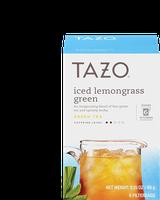 Tazo Iced Lemongrass Green
