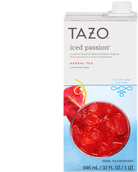 Tazo Iced Passion® Concentrate