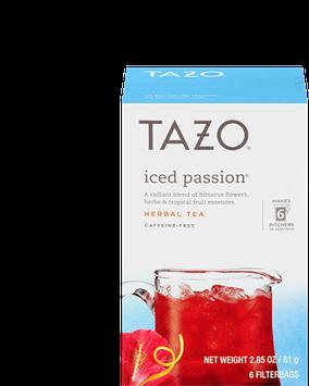 Tazo Iced Passion® Herbal Tea