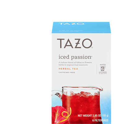 Tazo Iced Passion® Herbal Tea