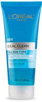 L'Oréal Paris Ideal Clean™ All Skin Types Foaming Gel Cleanser