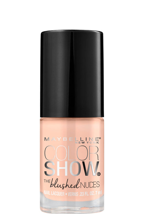 Maybelline Color Show® Blushed Nudes Nail Polish Reviews 2019