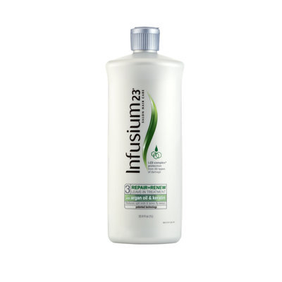 Infusium 23® Frizz Controller Leave-In Hair Treatment 16 Oz Plastic Bottle