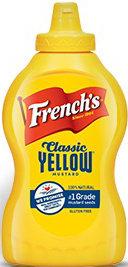 French's Classic Yellow Mustard