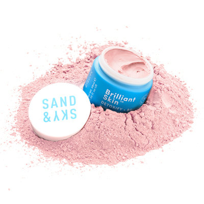 Sand & Sky Brilliant Skin™‎ Purifying Pink Clay Mask