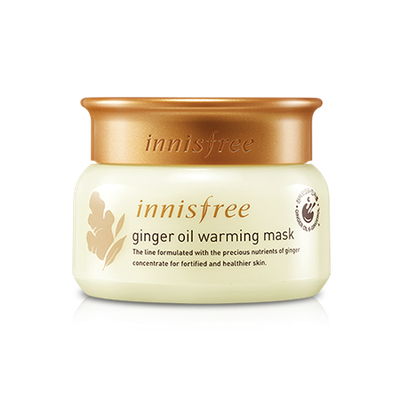 Innisfree Ginger Oil Warming Mask