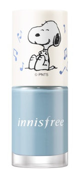 Innisfree X Snoopy Real Vivid Color Nail 114