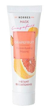 KORRES Grapefruit Instant Brightening Mask
