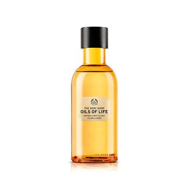 THE BODY SHOP® Oils Of Life™ Intensely Revitalizing Bi-Phase Essence Lotion