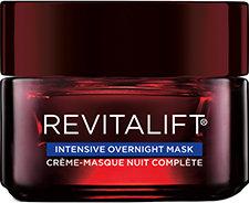 L'Oréal Paris RevitaLift® Triple Power™ Intensive Overnight Mask