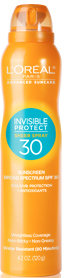 L'Oréal Paris Advanced Suncare Invisible Protect Sheer Spray 30