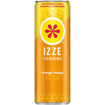 Izze® Fusions™ Sparkling Beverage Orange Mango