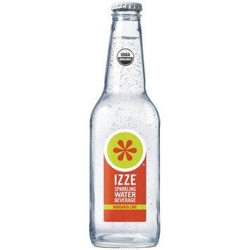 Izze® Bottled Sparkling Water Mandarin Lime