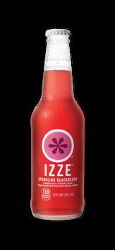 Izze® Bottled Sparkling Juice Blackberry
