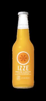 Izze® Sparkling Juice Bottle Clementine